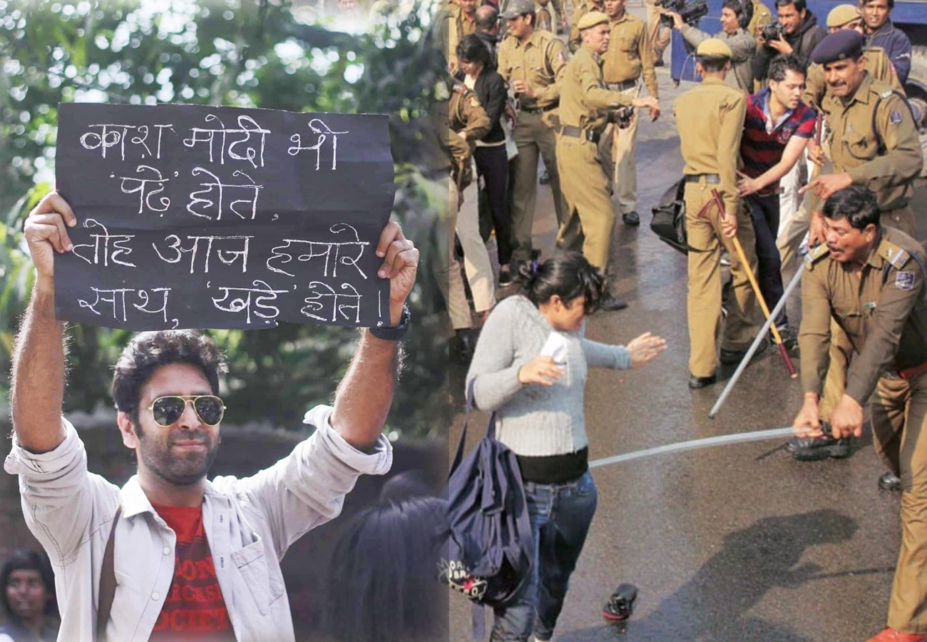 JNU Protest: Students Gear Up for More Demonstrations Over Fee Hike, Oppn Corners Govt
