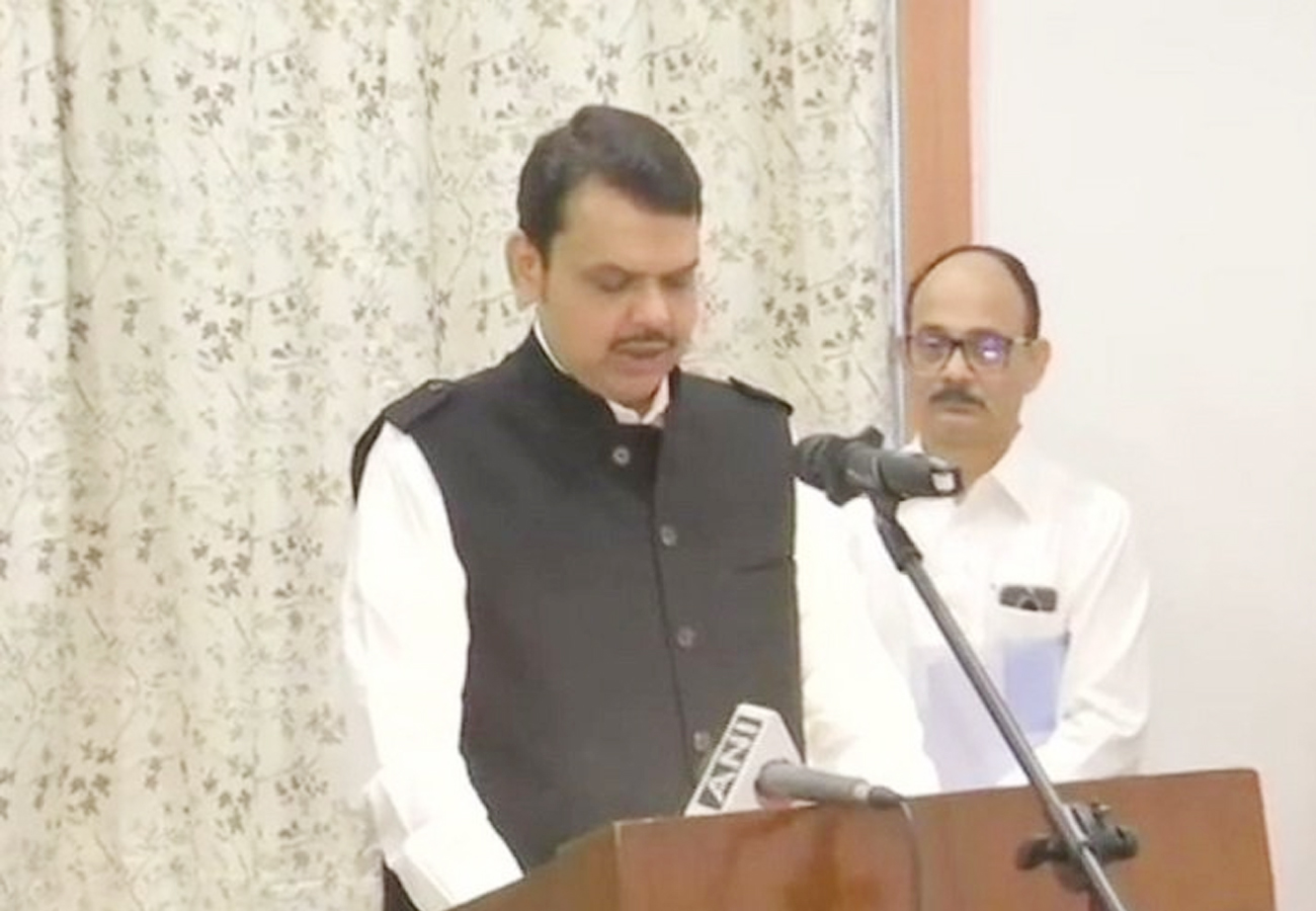 BJP-NCP Government in Maharashtra: President's Rule Revoked In Maharashtra At 5:47 am