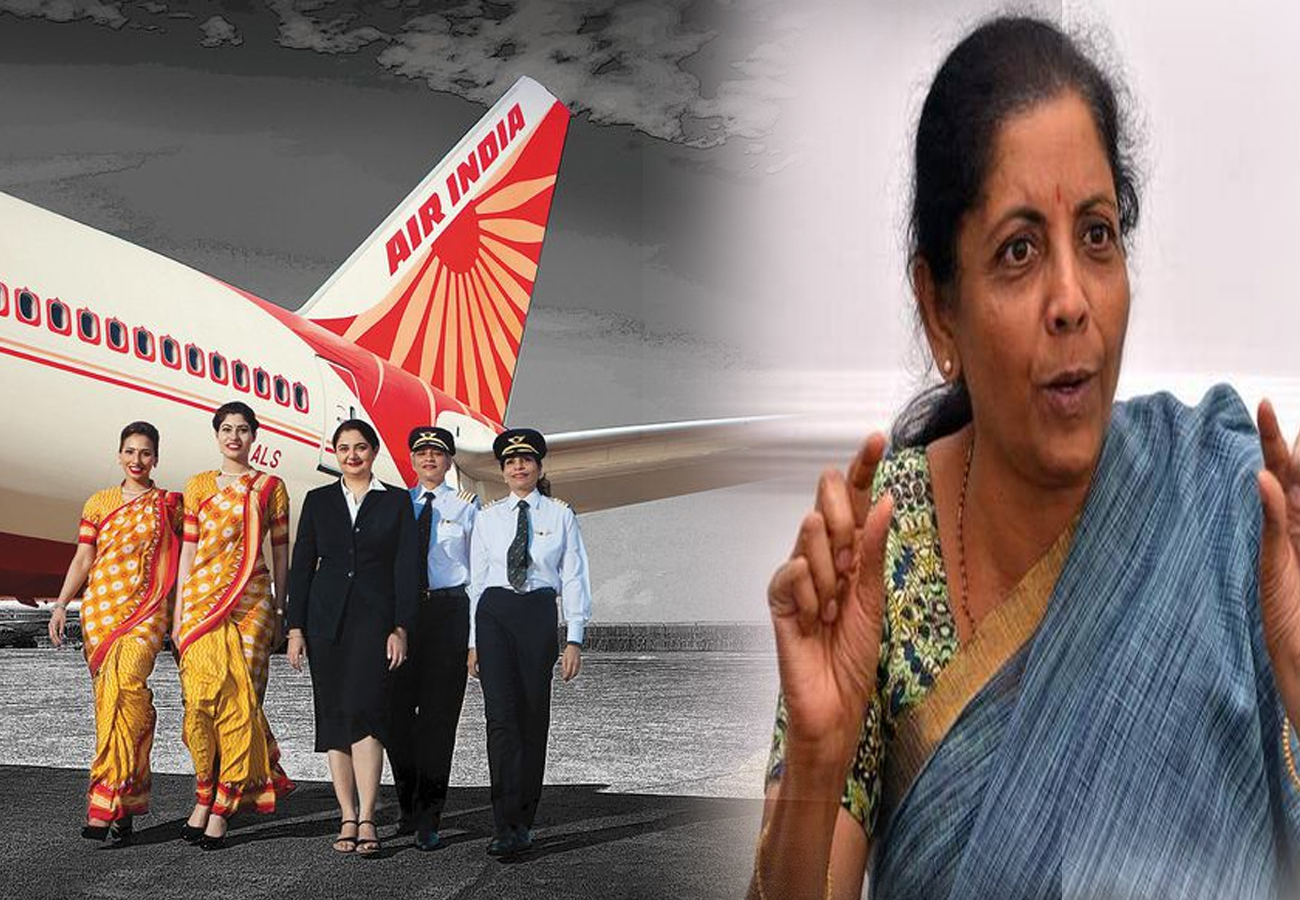 Govt To Sell Air India And Bharat Petroleum By March 2020, Says FM Nirmala Sitharaman