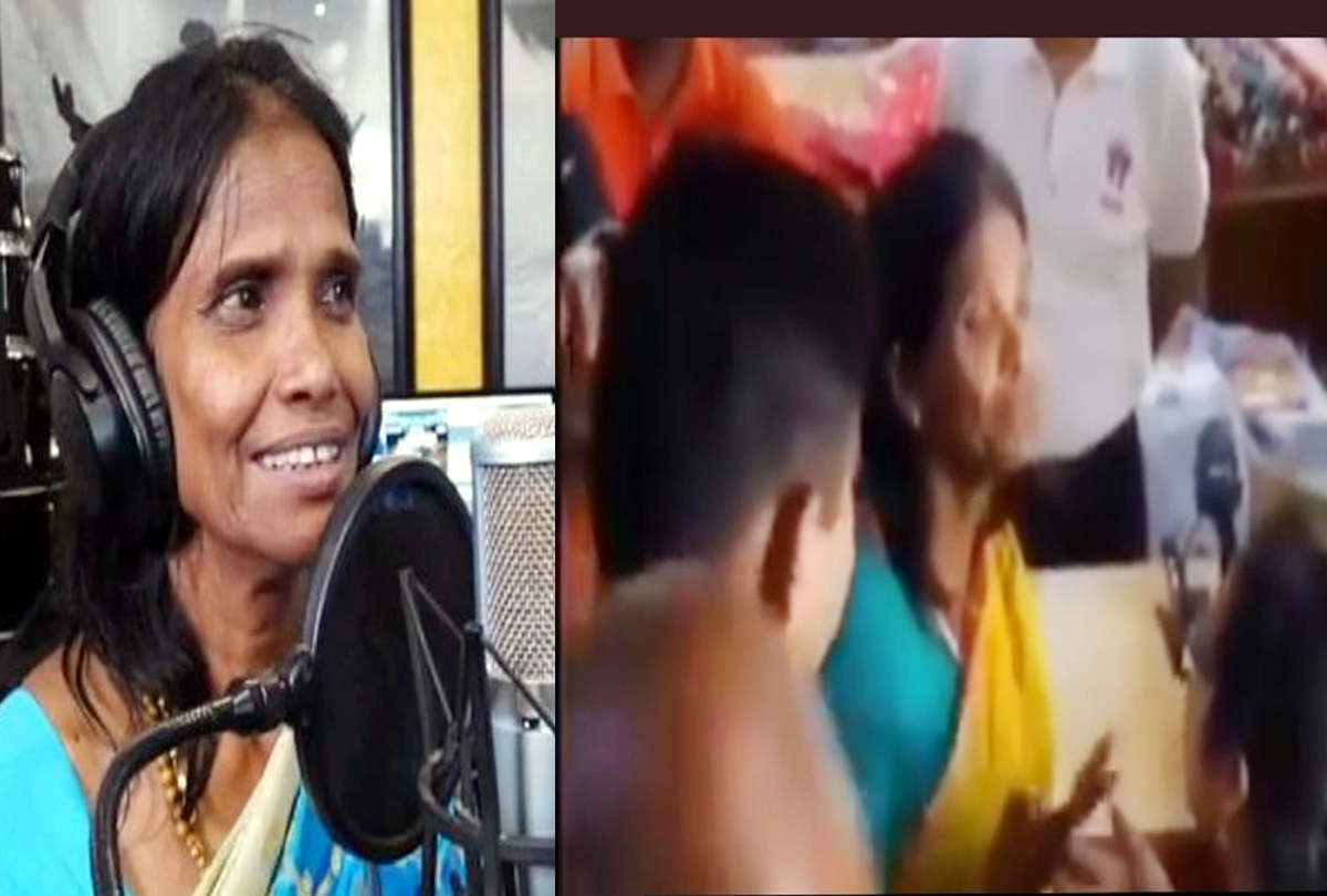 Watch Video, Why Ranu Mandol gets upset with fan who wanted a selfie