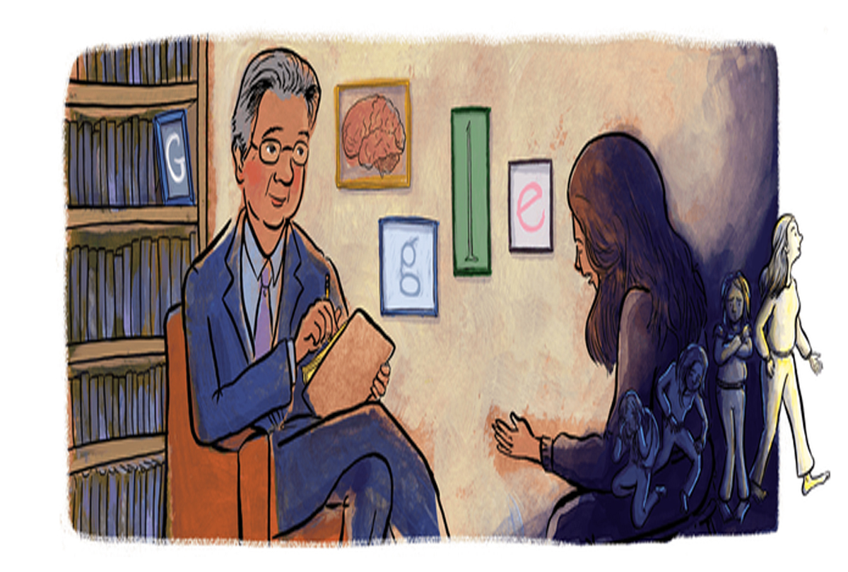 Google Doodle celebrates Herbert Kleber, addiction psychologist