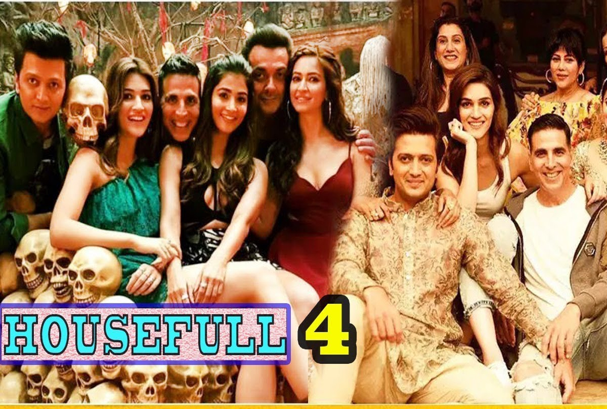 'Housefull 4' teaser release: Akshay all set to take fans on a hilarious ride with several poster reveals tomorrow