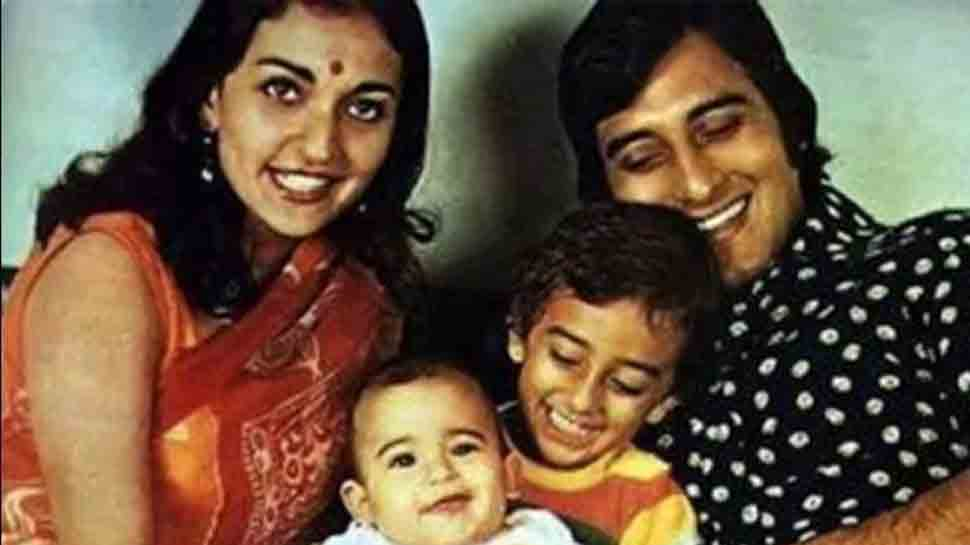 Vinod Khanna Birthday: Vinod Khanna, who kept this secret hidden from the world for 6 years.