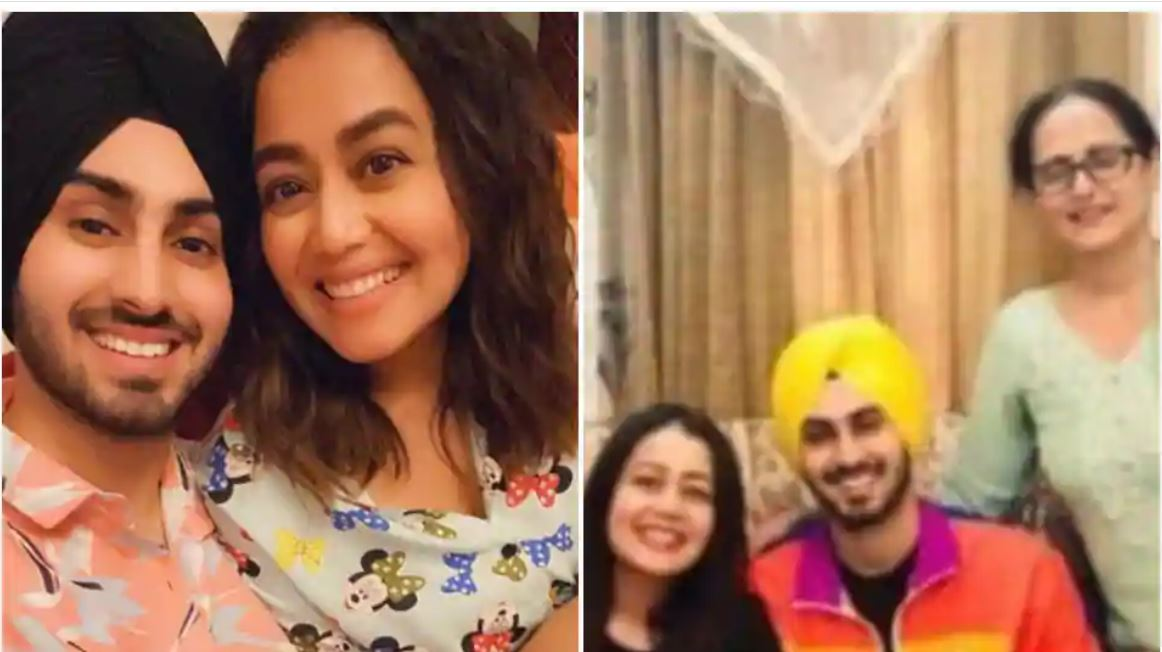 Did Neha Kakkar have a Roka with Rohanpreet Singh? This VIRAL picture leaves fans wondering...
