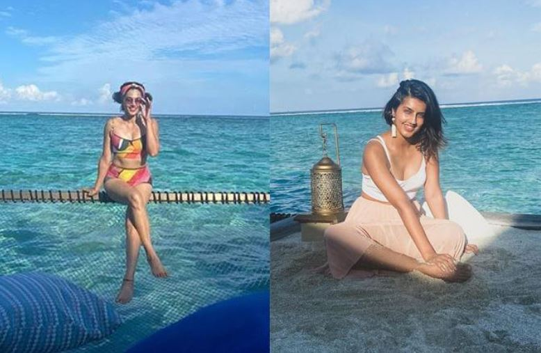 Taapsee Pannu's Maldivian Vacation Gives Us A Glimpse Of Serenity; See Photos
